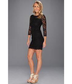 Type Z Fiona Lace Dress Black - Zappos.com Free Shipping BOTH Ways