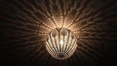 crochet / kniting lamp shades - few ideas