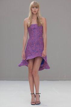 ALEXIS Sierra Strapless Flounce Dress by Assorted on @HauteLook