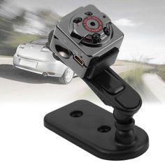SQ8 Mini DV cámara 1080p Full HD DVR coche. Hoy con el 62% de descuento. Llévalo por solo $76,500