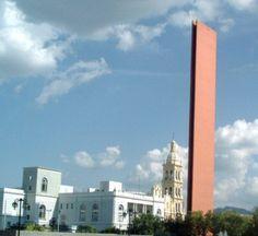 Barragan, Luis: Faro del Comercio, Monterrey, Mexico pictures on theredlist.com