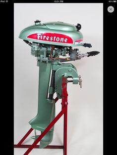 Firestone outboard motor