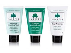 Pacific Shaving Company-Eco-Shave Gift Pack: Nick Stick, Shave Cream, Blade Oil, .5oz Shave Oil