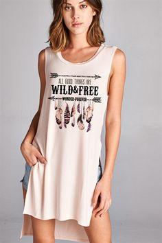 PRINT DRESS - orangeshine.com