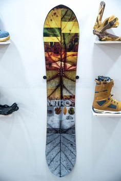 Nitro Elias Elhardt Snowboard 2015-2016 | 2015-2016 Avant Premiere Snowboard Product Preview