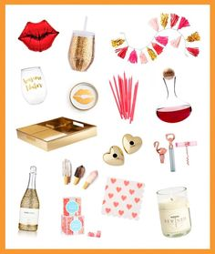 Here are 3 totally fab party themes to celebrate your BFFs on Galentine's Day.