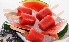 picolés de melancia - 1