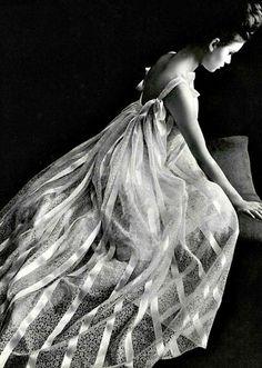 Pierre Cardin, photo Philippe Pottier 1961
