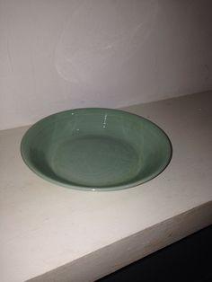 Beryl ware cereal bowl 1940s