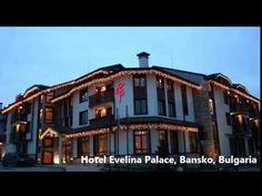 Hotel Evelina Palace, Bansko, Bulgaria Bansko Bulgaria, Palace, Mansions, House Styles, Fancy Houses, Palazzo, Palaces, Mansion, Manor Houses