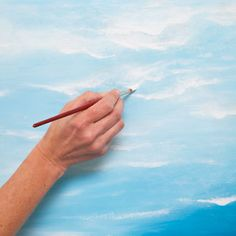 How to create a seascape painting