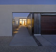 The Six: Courtyard Houses by Ibarra Rosano Design Architects
