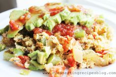 Clean Eating Breakfast – Easy Southwestern Eggs | Weight Loss Meals and Recipes - Clean Eating Recipes