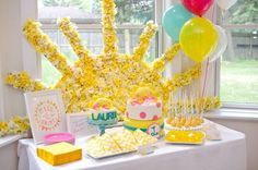 """Photo 6 of 8: Our Little Sunshine / Birthday """"1st Birthday"""" 