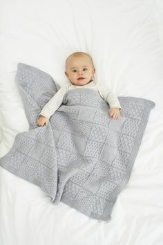 Blankets In Stylecraft Lullaby DK - 8913. Discover more Patterns by Stylecraft at LoveKnitting. The world's largest range of knitting supplies - we stock patterns, yarn, needles and books from all of your favorite brands.