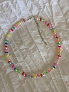 Trendy Jewelry, Cute Jewelry, Handmade Jewelry, Craft Jewelry, Etsy Jewelry, Jewlery, Diy Necklace, Necklace Ideas, Pearl Necklace