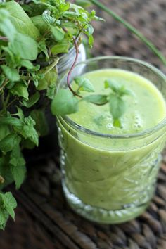 vihersmoothie Yummy Food, Tasty, Smoothies, Detox, Cabbage, Pudding, Baking, Vegetables, Drinks