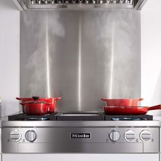 Cocina como un profesional con la nueva línea Range Series de Miele