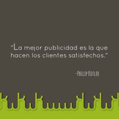 #KiwiQuote #FraseDelDia #Marketing #Publicidad