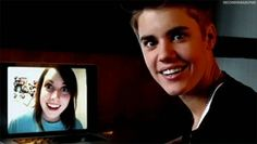 Finally a gif for this! I always had to rewind! SO funny! @Justin Dickinson Dickinson Bieber ✓