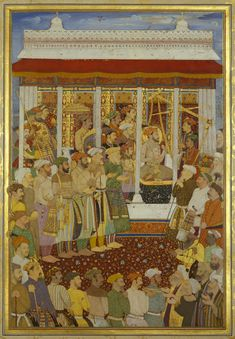 Bildschirmfoto: Explore the Royal Collection Online Mughal Miniature Paintings, Mughal Paintings, Islamic Paintings, Indian Paintings, The Royal Collection, Mughal Empire, Indian Artist, Islamic Art, Art And Architecture