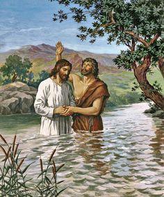 Luke 3: Baptism of Christ