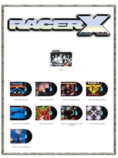 Album Art Icons: Racer X