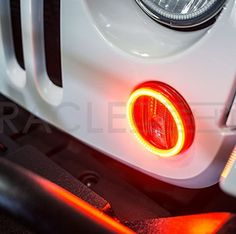 Jeep Wrangler 2007-2015 Oracle LED Halo Kit at NFC Performance