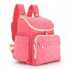 Diaper Bag Fashion Mummy Maternity Nappy Bag Brand Baby Travel Backpack Diaper Organizer Nursing Bag For Baby Stroller Large Diaper Bags, Baby Diaper Bags, Large Bags, Nappy Bags, Diaper Bag Backpack, Travel Backpack, Fashion Backpack, Mochila Jeans, Backpacks