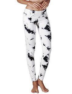 Yoga Reflex Women's Yoga Pant Active Printed Yoga Legging Hidden Pocket (XS-2XL) http://www.recumbentbikely.com/