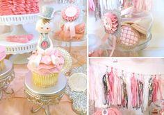 new years eve cupcake