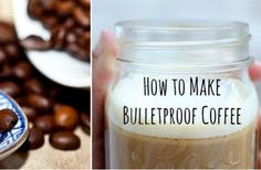 Everyone's buzzing about the Bulletproof Coffee Recipe and now you can make your own homemade version using 2 simple ingredients.