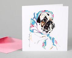 I think @Jamie Lausch Vander Broek would enjoy these doggie cards $4.50