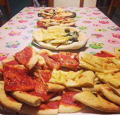 #pizza #homemade #fattaincasa #home #made #delicious #wonderful #fantastic #like #verygood #buonissima #italia #italy #pizzaitaliana #italiana