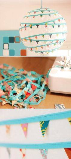 12 DIY Ideas for Kids Rooms {DIY Home Decor}