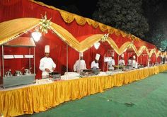 tent and catering services - Google Search