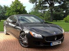 2013 #Maserati #Quattroporte £104,990