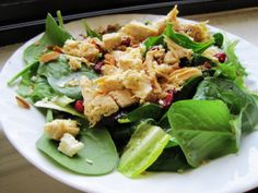 Healthy weight loss recipes brought to you from Go Figure Medical Center in Bozeman, MT. Almond Chicken Salad-ENJOY!