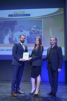 Poema's Gold Award @ Tourism Awards
