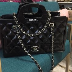7bbf6048a1be 8 Best CHANEL etc. images | Chanel handbags, Chanel bags, Sac chanel