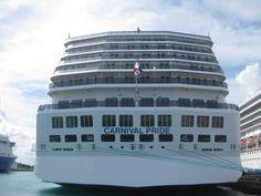 Carnival Pride #7298 - Cruise Critic Message Board Forums