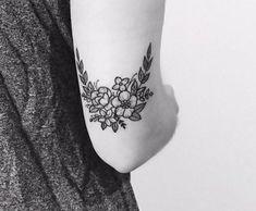 Tatuagens florais #armtattoosdesigns