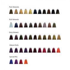 tonalizante wella color touch 789 louro mdio perola cendr 60ml magia - Nuancier Color Touch