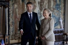 US Secretary of State Hillary Rodham Clinton didn't spare her praise for Norway or downplay the close relations between the US and Norway during her remarks at a government luncheon held in her honor in Oslo on Friday. Her thank-you speech to her Norwegian hosts could only be described as positively glowing. #li