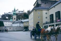 奧地利 薩爾斯堡 歐洲 Austria salzburg | 媽媽說 做人要腳踏實地 | shortie helen