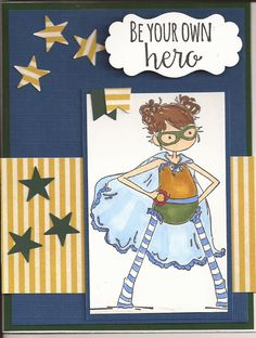 Stamping Bella Haley Hero