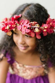 Tropical Flower Crowns For Your Island Wedding | Bajan Wed