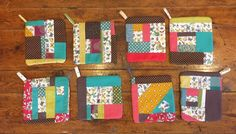 Butterfly Potholders For Sale