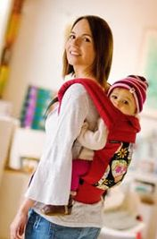 Baby Hawk mei tai carrier #babygear #baby