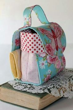 8 Totally Pro Looking Free Bag Patterns - Believe&Inspire